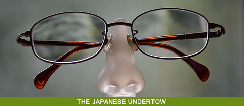 The Japanese Undertow